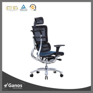 200kg Loading High Quality Alyminum Base Office Chair pictures & photos