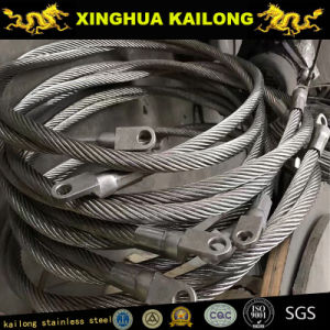 1X19 Stainless Steel Wire Rope (Grade: 317) pictures & photos