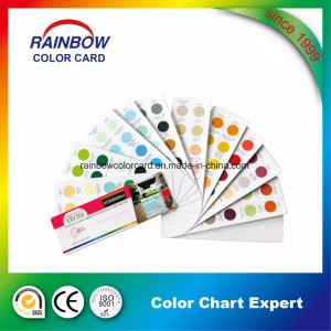 Professional Standard Wall Paint Circle Shape Painting Fandeck Printing pictures & photos