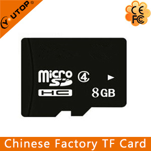 Low Price Chinese Factory Micro SD TF Memory Card C4 8GB pictures & photos