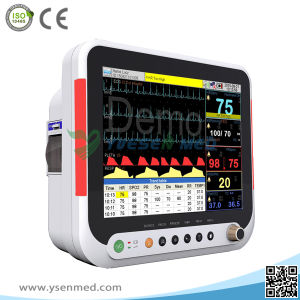 New Model Ysf9 15 Inches Multi-Parameter Medical Patient Monitor pictures & photos