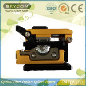 High Precision 36000 Blades Fiber Optic Cleaver Cutter pictures & photos