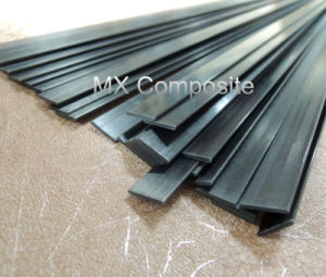 Supply High Strength&Flexibility Carbon Fiber Strip (3.12mm) pictures & photos