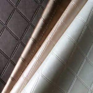 PU Synthetic Decorative Wall Leather pictures & photos