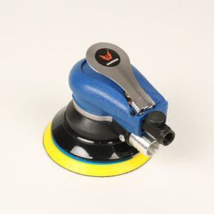 "Self-Vacuum Air Orbital Sander with 6"" Pad in Pneumatic Tools pictures & photos"
