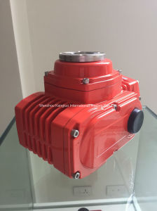 Rotary Anti-Explosion Electric Actuator/Quarter Turn Electric Actuator pictures & photos