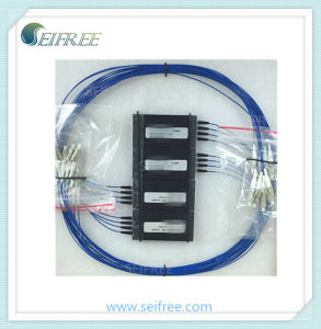 1*3 mm Om1 Fused Splitter with LC/Upc Connector pictures & photos