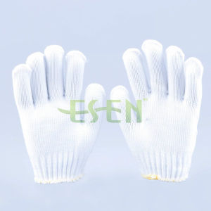 Hot Selling High Quality Solid Color Touch Screen Work Gloves Manufacturer pictures & photos