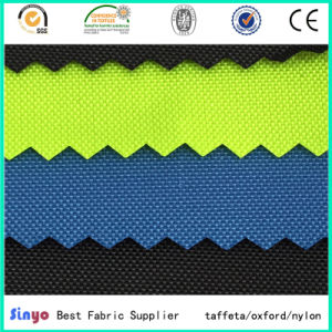 High Density PU Coated Light Weight 100% Nylon 420d Oxford Fabric with Water Repellent pictures & photos