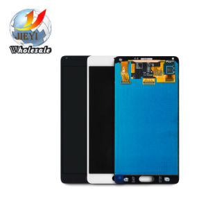 LCD & Touch Screen Assembly Replacement for Samsung Galaxy Note 4 LCD Display pictures & photos