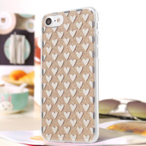 iPhone Cell-Mobile Phone Case TPU Flash Powder Cover pictures & photos