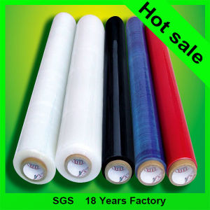 500% Elongation PE LLDPE Machine Stretch Film pictures & photos