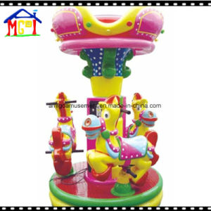 Happy Bee Merry Go Round Carousel Operate with Coin pictures & photos