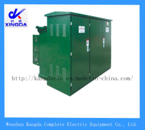 Combined Transformer (American box transformer)