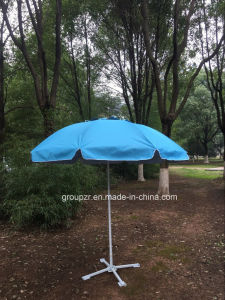 Metal Outdoor Beach Umbrella pictures & photos