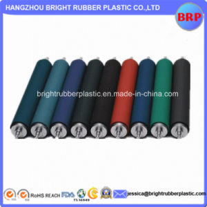 High Quality OEM Silicone Rubber Roller pictures & photos