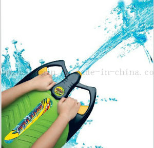 OEM Swimming Floating Board with Water Pistol Toy Gun pictures & photos