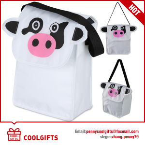 Lovely Promotional Cooler Gift Bag with Animal Print pictures & photos