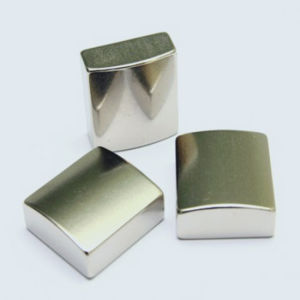 High Quality Custom Block Shape Permanent Magnet pictures & photos