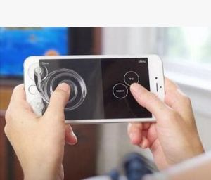 Funny Touch Screen Device Mobile Phone Mini Game Tablet Joystick for Android iPhone and iPad Tablet pictures & photos
