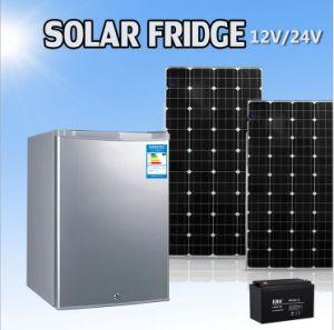 OEM 12V DC Portable 70L Solar Absorption Refrigerator pictures & photos