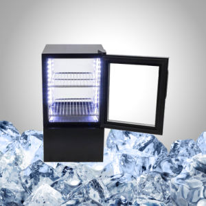 All Glass Fridge for Drink pictures & photos