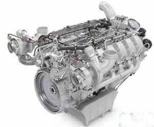 Brand New Man D2848/D2842 Engine pictures & photos