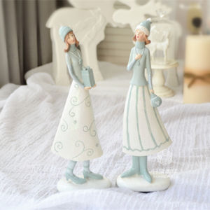 Fairy Figurine Christmas Gifts for Home and Garden Decoration pictures & photos