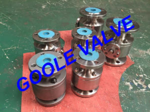 300lb Flanded Split Body Forged Steel Floating Ball Valve (GAQ41N) pictures & photos
