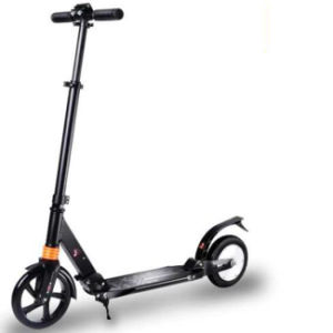 Outdoor 8inch Foldable Electric Kick Scooter with LED Display pictures & photos