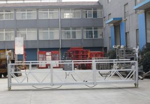 Suspended Working Platform ZLP630 100m Height pictures & photos