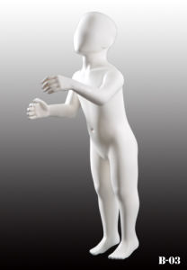 High Glossy Children Mannequin for Dress Display pictures & photos