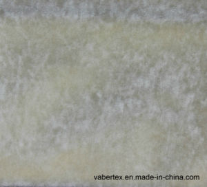 Cut Velvet Sofa Home Textile Upholstery Polyester Fabric pictures & photos