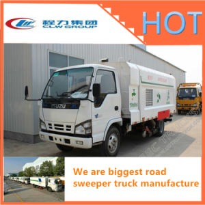 Isuzu Washing and Sweeper Truck Competitive Price of Road Sweeper Kit pictures & photos