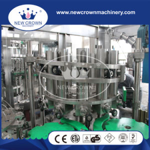 Monoblock Water Washing-Filling-Capping Machine for Tin Can pictures & photos