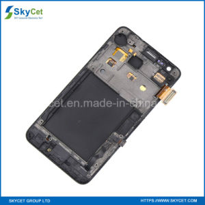 Original OEM Mobile Phone LCD for Samsung Galaxy S2 I9100 pictures & photos