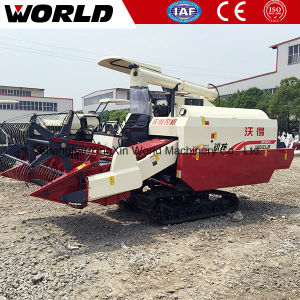 Rice and Wheat Combine Harvester for Sale with Ce pictures & photos