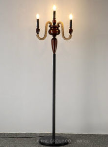 Modern Metal Floor Lamp with UL, RoHS Certification pictures & photos