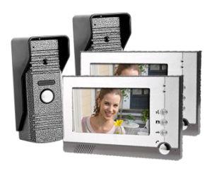 7 Inch Intercom Door Phone Video Door Bell Home Security pictures & photos