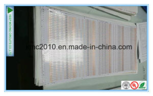 Long FPC Flex Single Sided FPC Manufacturer White Soldermask pictures & photos
