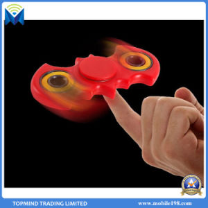 Plastic Fidget Spinner Finger Fingertip Gyro Steel Ball Desk Toy EDC Kids Adult pictures & photos