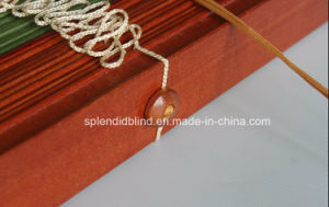 High Profile Metal Headrail Wooden Blinds (SGD-W-5620) pictures & photos