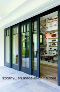 Easy to Use UPVC Sliding Door pictures & photos