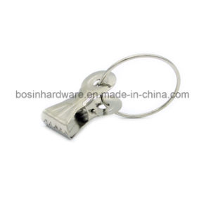 Silver Iron Metal Curtaon Clip Ring pictures & photos