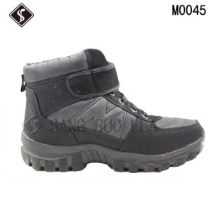 Cotton Men Outdoor Waterproof Climbing Shoes and Boots pictures & photos