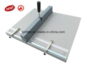 H460 455mm manual creasing machine pictures & photos