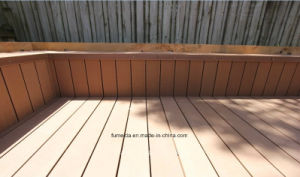 WPC Outdoor Flooring Wood Plastic Composite Decking From China pictures & photos