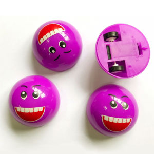 Plastic Funny Emoji Pull Back Toy for Promotion (H6892087) pictures & photos