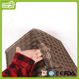 Three Sets PU Leather Pet House pictures & photos
