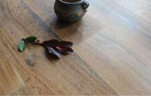 Aged Finishing Ab Grade Oak Engineered Wood Flooring pictures & photos